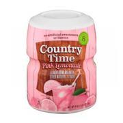 Bột pha nước Chanh hồng Country Time (19oz-538g)