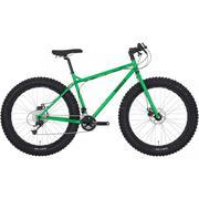 Xe đạp bánh béo fat bike Surly Pugsley (2x10) (xanh lá cây)