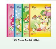 Vở Class Rabbit  (0374)