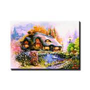 Tranh trang trí Thế Giới Tranh Đẹp Q6D8(35x50)