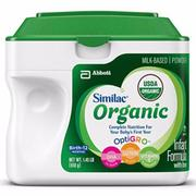 Sữa bột Similac Advance Organic Infant Formula 658g Wowmart VN
