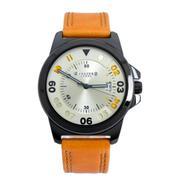 Đồng hồ nam Julius Hàn Quốc dây da JU1183 (Nâu)