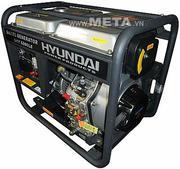 Máy phát điện chạy dầu Diesel Hyundai DHY 6000LE (5.0 - 5.5Kw)