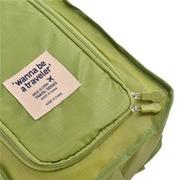 Túi đựng giày monopoly travel series cao cấp loại lớn (Green)