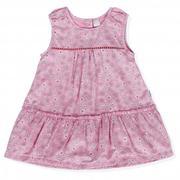 Váy in hoa hồng Little