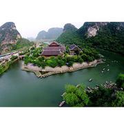 Hà Nội - Vinpearl Hạ Long Resort 5* - Bái Đính - Tràng An - Động Thiên Cung - Yên Tử