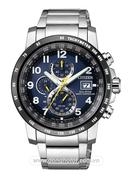 Citizen Eco-Drive Global Radio Controlled Chronograph Men's Watch AT8124-91L