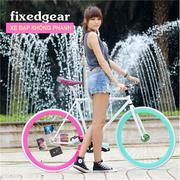 Xe đạp không phanh Fixed Gear độc đáo, cá tính (Bù thêm tiền)