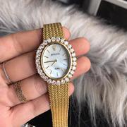 Đồng Hồ Nữ Rolex Cellini Oval Diamond