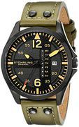 Đồng hồ nam Stuhrling Original 699.03 Aviator Quartz Day and Date