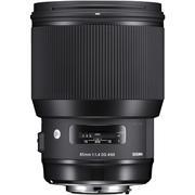 Lens Sigma 85mm f/1.4 DG HSM Art for Canon EF Hàng nhập khẩu mới 100%