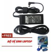 Adapter laptop Toshiba satellite L200, L205, L300, L305 + Tặng bộ vệ sinh Laptop