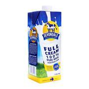 Sữa tươi nguyên chất tiệt trùng Devondale Full Cream 1L