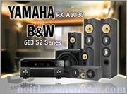 YAMAHA RX-A1030 - B&W 683 S2 Series