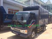 Xe tải JAC 2 tấn 4 máy ISUZU Nhật Bản