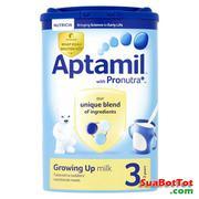 Sữa Aptamil số 3 900g
