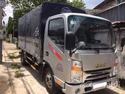 Xe tải JAC 3 tấn 4 máy ISUZU Nhật Bản