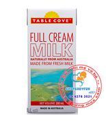 Sữa tươi nguyên kem Table Cove