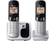 Điện thoại kéo dài Panasonic KX-TGC212 (Silver)