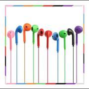 Tai nghe nhét tai màu dùng cho Iphone, Samsung, Oppo, HTC