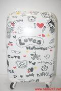 Va ly kéo họa tiêt gấu Loves đáng yêu VLHK35