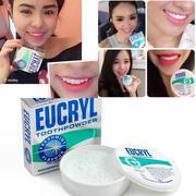 Bột tẩy trắng răng Eucryl Toothpowd