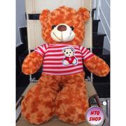 Gấu bông TEDDY cao cấp khổ vải 80CM VNXK