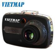 Camera hành trình Vietmap X9 + GPS + Thẻ nhớ 16Gb
