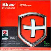 Phần mềm diệt virus Bkav Pro Internet Security 2017
