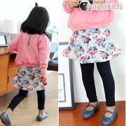 Legging váy in hoa đáng yêu cho bé