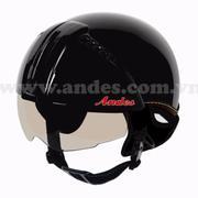 Mũ Bảo Hiểm Andes 181 chính hãng (Đen)