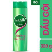 Dầu gội Sunsilk xanh lá dưỡng dài mượt 320g 32008738
