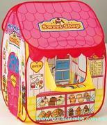 Nhà chơi hình cửa hàng