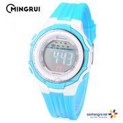 Đồng hồ điện tử đeo tay thể thao Mingrui 8555096 - Xanh