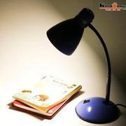 Đèn bàn LED bảo vệ mắt - chống cận Magiclight GLM1715 (Xanh)