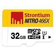 Thẻ nhớ Strontium MicroSD Nitro UHS-1 32Gb 466X