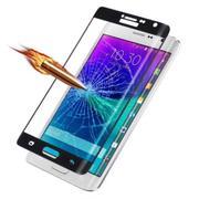 Kính cường lực màu cho Samsung Galaxy Note Edge (Đen)