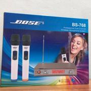 Mic Karaoke Không Dây Bose Bs-768(Trắng)