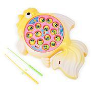 Bộ đồ chơi câu cá cho bé họa tiết cá 3 đuôi