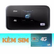 Thiết Bị Phát Wifi 3G/4G ZTE MF93D+Sim 4G Viettel Trọn Gói 6 Tháng