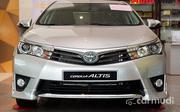Toyota Corolla Altis  2.0 CVT 2017