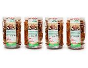 Mực rim teen + vị sa tế Nha Trang (4 hộp, 250 gram/hộp)