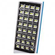 Đèn bàn LED 32 bóng gấp gọn sạc điện Kamisafe KM-6653C (Xanh)