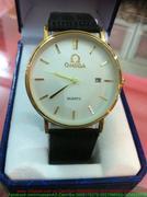 Đồng hồ nam dây da thời trang sang trọng DHNN92
