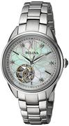 Đồng hồ nữ Bulova 96P181 Automatic Stainless Steel Casual Watch