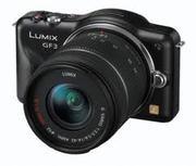 Panasonic Lumix DMC-GF3 (Lumix  14 - 42mm)