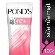 Sữa Rửa Mặt Pond's Trắng Hồng Rạng Ngời 100G