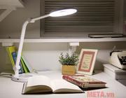 Đèn bàn led Hàn Quốc cảm ứng Prism 6300WH (Trắng)