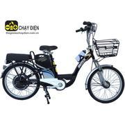 Xe đạp điện Bmx khung sơn 22 inch (Đen)