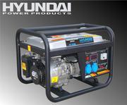 Máy phát điện Hyundai HY 9000LE (6Kw)